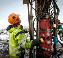 Carbfix drilling